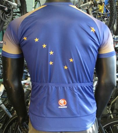 Alaska bicycle jerseys
